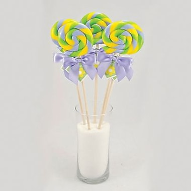 Sour Grape Swirl Lollipop, 2 oz., 24 Lollipops/Box