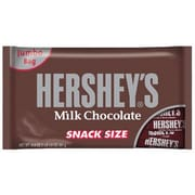 Hershey's Milk Chocolate Snack Size Bars, 19.8 oz.