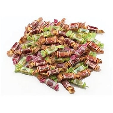 GoLightly Sugar Free Assorted Fruit Chews, 5 lb. Bulk