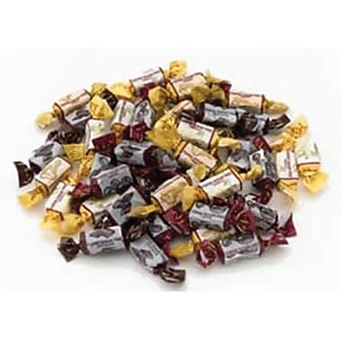 GoLightly Sugar Free Assorted Toffee Chews, 5 lb. Bulk