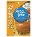 GoLightly Butterscotch Hard Candy, 2.75 oz. Peg Bag, 12 Peg Bags/Box