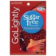 GoLightly Pomegranate Hard Candy, 2.75 oz. Peg Bag, 12 Peg Bags/Box
