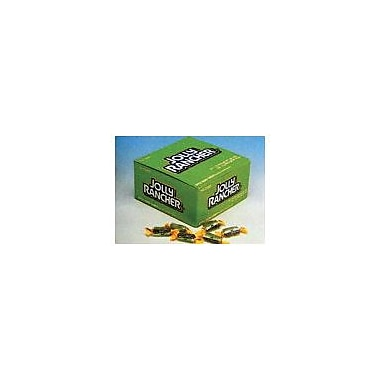 Jolly Rancher Apple Hard Candy Twists, 160 Pieces/Box