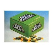 Jolly Rancher Hard Candy Twists, 160 Pieces/Box