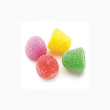 Jumbo Gum Drops, 5 lb. Bulk