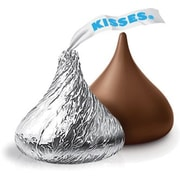KISSES Milk Chocolates, 3.5 lbs