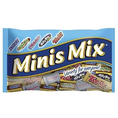 Mars Mini Size Mix, 10.5 oz. Bag