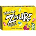 Mike and Ike Zours, 3.6 oz. Theater Box, 12 Boxes