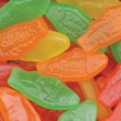 Mini Assorted Swedish Fish, 5 lb. Bulk