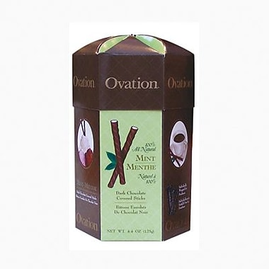 Ovation Chocolate Sticks, 4.4 oz. Box