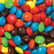 M&M's Milk Chocolate Candies, 3.2 lb. Bulk