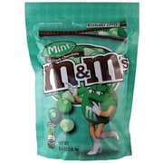 M&M's Dark Chocolate Mint, 8 oz. Bag