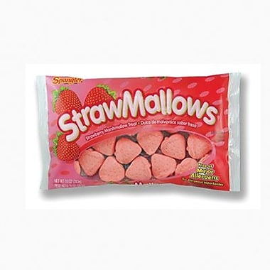 StrawMallows, 10 oz. Bag, 4 Bags/Box