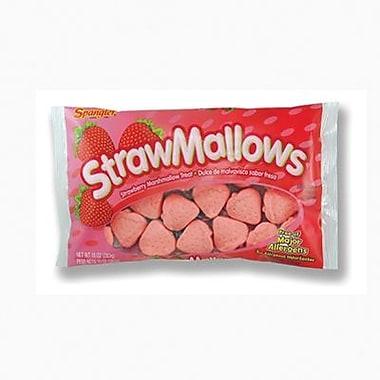 StrawMallows, 10 oz. Bag, 4 Bags/Box