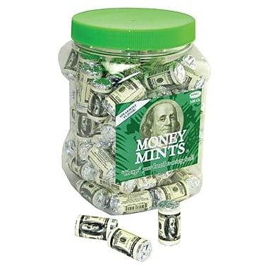 Money Mints, 100 Rolls/Jar
