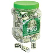 Money Mints, 100 Rolls/Jar