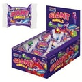 Giant Nerds Filled Gumballs, 2.3 oz., 18 Individually Wrapped Gumballs Wrapped /Box