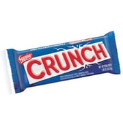 Nestlé® Crunch Bar, 1.55 oz. Bars, 36 Bars/Box