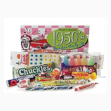 1950's Nostalgic Candy Mix, 9.5 oz. Box