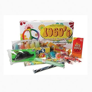 1960's Nostalgic Candy Mix, 9.5 oz. Box