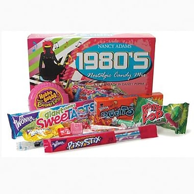 1980's Nostalgic Candy Mix, 9.5 oz. Box