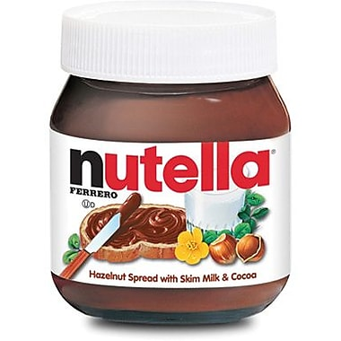 Nutella Hazelnut Spread, 26.5 oz. Jar