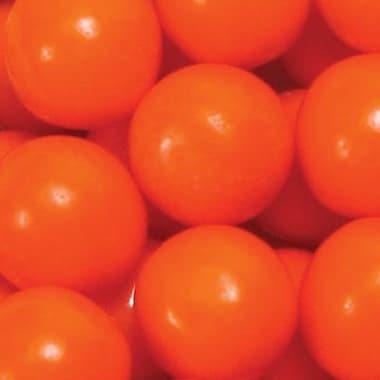 Orange Gumballs, 3 lb. Bulk