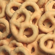 Yogurt Pretzels Orange, 3 lb. Bulk