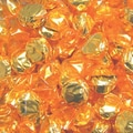 Orange Wrapped Hard Candies, 5 lb. Bulk