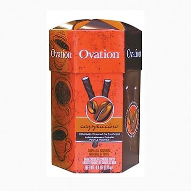 Ovation Cappuccino Box, 4.4 oz. Box