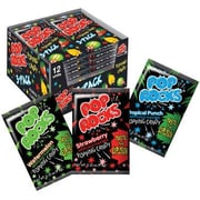 Pop Rocks, 0.74 oz. 3-pack, 12 3-Packs/Box