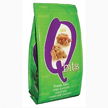 Milk Chocolate Qbits, 5 oz. Bag