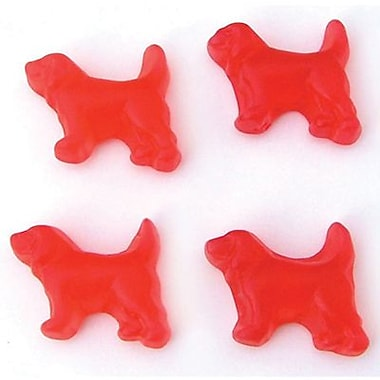 Licorice Red Beagles, 2.2 lb. Bulk