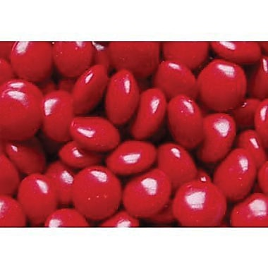 Milk Chocolate Red Gems, 5 lb. Bulk