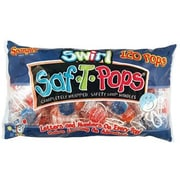 Swirl Saf-T-Pops Assorted, 120 pieces/Bag