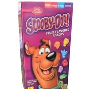 Scooby Doo Assorted Fruit Snacks, 0.8 oz. Pack, 48 Packs/Box