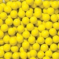 Sixlets Balls Golden Yellow, 10 lb. Bulk
