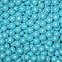 Sixlets Shimmer Powder Blue, 5.25 lb. Bulk