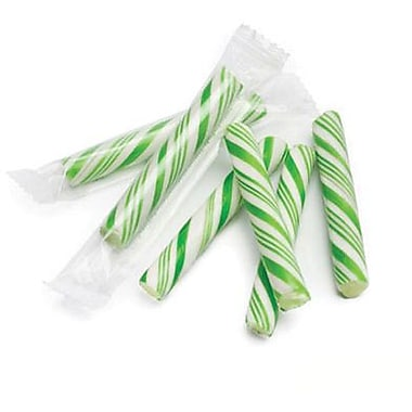 Sticklettes Green White, 250 Pieces/Box