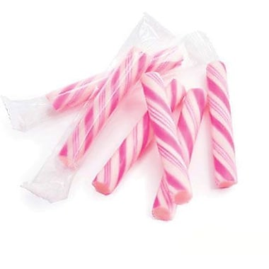 Sticklettes Pink White 250 Pieces/Box
