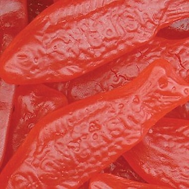 Mini Red Swedish Fish, 3.5 lb. Bulk