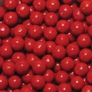 Sixlets Balls Red, 10 lb. Bulk