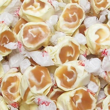 Caramel Cheesecake Taffy, 5 lb. Bulk