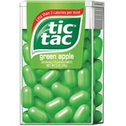 Tic Tac® Mints, Green Apple, 12 Packs/Box