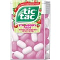Tic Tac Mints, Strawberry, 12 Packs/Box