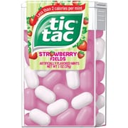 Tic Tac® Mints, Strawberry, 12 Packs/Box