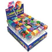 Tie Dye Cube Pops 2.0 oz., 48 Lollipops/Box