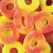Trolli Gummi Peachie-O's, 4 lb. Bulk