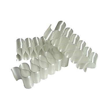 White Thin Ribbon Candy 8-piece, 9 oz. Box