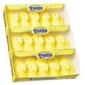 Peeps Chicks Yellow, 4.5 oz. Tray